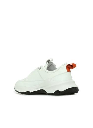 George Hogg Erkek  Sneakers 7004728 Beyaz